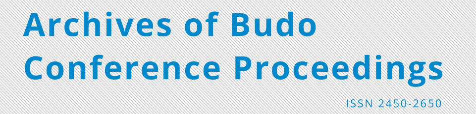 Archives of Budo Congress Proceedings
